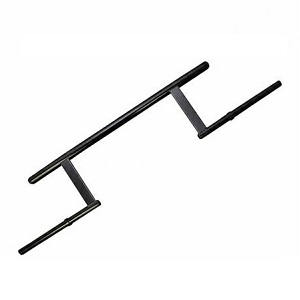 APE Olympic Barbell Free Weight Lifting Leg Camber Squat Bar SB1