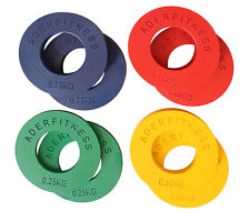 Olympic 2 in Fractional Free Weight Weights Plate Plates 5Kg Set