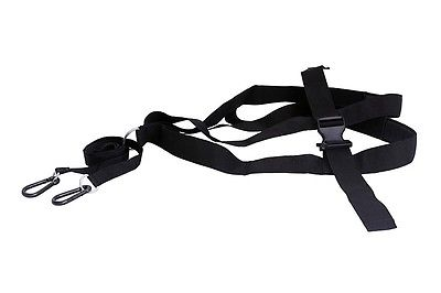 Ader multi-purpose 3 piece Sled Harness chest shoulder Strap set