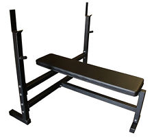 Ader Olympic Competition Flat Free Weight Lifting Bench OB-001PA
