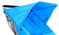 BabyJogger Baby Jogger Original Sun Cover Canopy Double Twinner