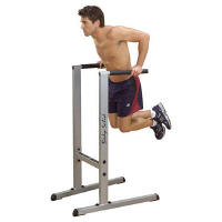 Body Solid Dip Stand VKR Vertical Knee Leg Raise Station GDIP59