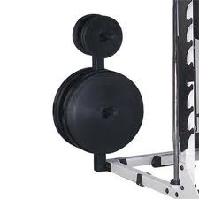 Body Solid Vertical Weight Storage Tree Rack GWT4 GWT-4