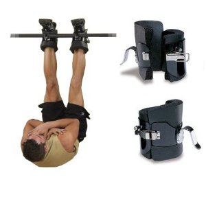 Body Solid Inverted Back Therapy Gravity Inversion Boots GIB2