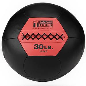 Body Solid Medicine Med Balls CrossFit Cross Fit Wall Ball 30 lb