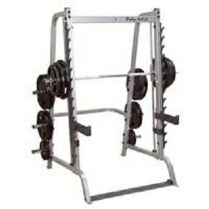 Body Solid Series 7 Smith Machine MultiStation Gym System GS348Q