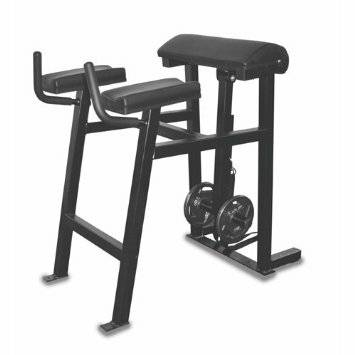 APE Steelflex Reverse Hyper Hyperextension Back Roman Chair RH1
