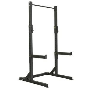 APE MultiPress CrossFit Leg Squat Half Cage Safe Power Rack RK-1