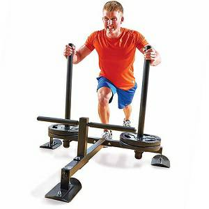 APE Renegade CrossFit Push Pull Prowler Leg Free Weight Sled SL1