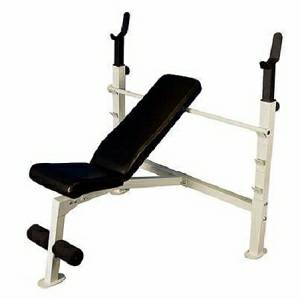 Ader Olympic Flat Incline Decline FID Free Weight Bench HS-7604