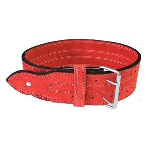 Ader Leather Power Lifter Free Weight Lifting Workout Belt Belts