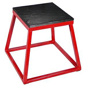 Plyo Plyometric Box Boxes Stand Stands Gym CrossFit Platform 18""