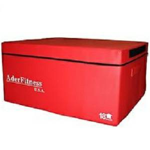 Ader Soft Plyo PlyoMetric PlyoBox Stackable Jump Box PMPF18FOAM