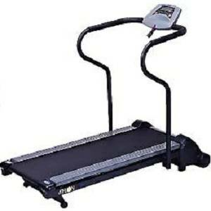 Athlon iQ2 Professional Walk Thru Design Running Treadmill