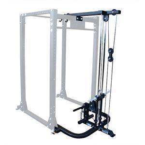 Body Solid Commercial Power Rack Lat Pulldown Attachment GLA400