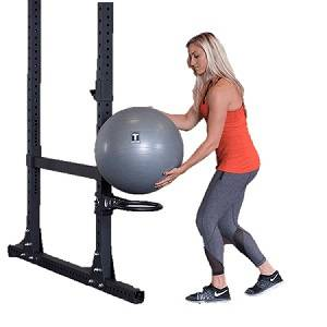 Body Solid Medicine Stability Wall Ball Holder Attachment SR-SBH