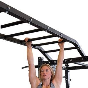 Body Solid Monkey Swing Bar Bars Attachment for SPR1000 SPRMB