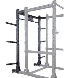 Body Solid Power Rack Cage Extension Rear Attachment SPRBACK
