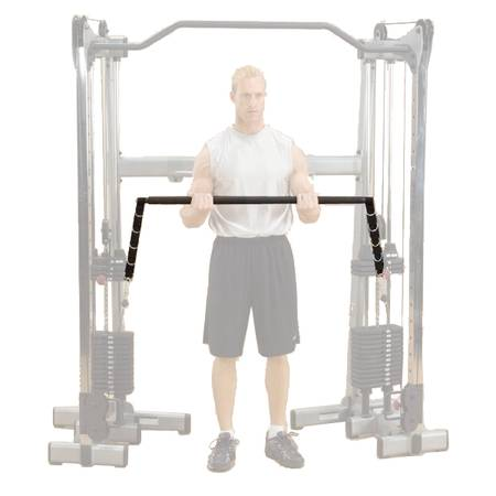 Body Solid Cable CrossOver Functional Trainer Bar Access GDCCBAR