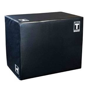 Body Solid Soft Sided Plyobox Plyo Plyometric Jump Box BSTSPBOX