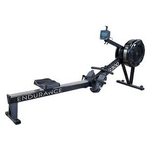 Body Solid Endurance Indoor Fan Row Rower Rowing Machine R300