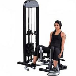 Body Solid Inner Outer Thigh Abductor Adductor Machine GIOT-STK