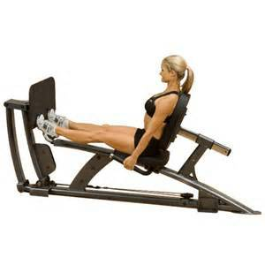 Body Solid Leg Calf Press Attachment for Fusion 500 600 Home Gym