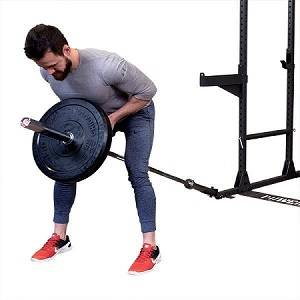 Body Solid T-Bar Row Platform Attachment PowerLine Rack PPRTB