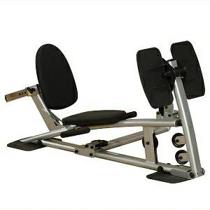 Body Solid PowerLine Leg Press Attachment for P2X Home Gym PLPX