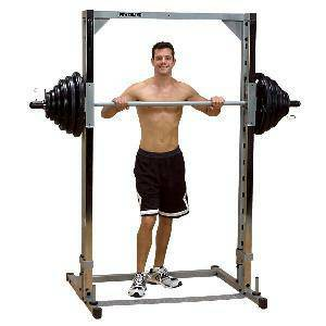 Body Solid PowerLine Smith Machine Weight Plate Loaded PSM144X