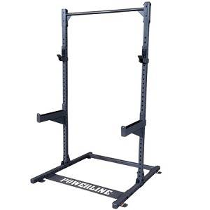 Body Solid PowerLine MultiPress Squat Half Rack Stand PPR500