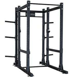 Body Solid Extended Back Monster Power Squat Rack SPR1000BACK