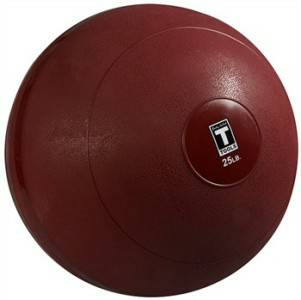 Body Solid non no bouncing Slam Ball Medicine Balls 25# BSTHB-25