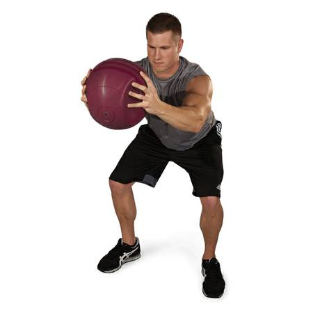Body Solid non no bouncing Slam Ball Medicine Balls 30# BSTHB-30