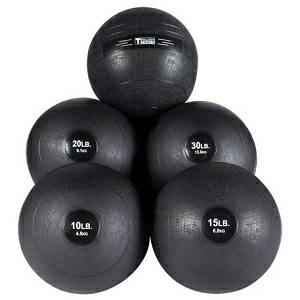 Body Solid non no bouncing Slam Ball Medicine Balls 15# BSTHB-15