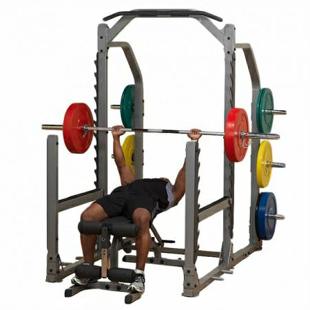 When You Squat, Multipower or Free Weight…