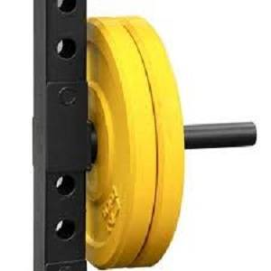 Body Solid Weight Plate Horn Peg Attachment PowerLine Rack PPRWH