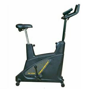 Cateye Fitness Upright Ergociser EC3200 Stationary Exercise Bike