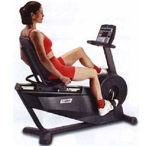 Tectrix by Cybex BikeMax-R BikeMaxR 3000 Recumbent Bike Fitness