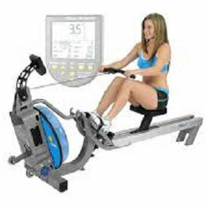 First Degree Fitness St John Rowing Machine E316 Fluid Row Rower