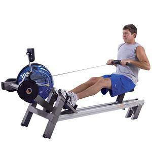 First Degree Fitness Rowing Machine E-520 E520 Fluid Row Rower
