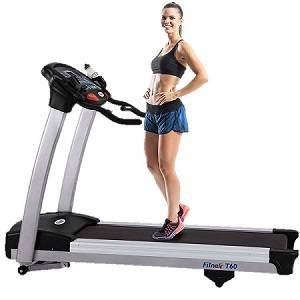 FiTnex Fit Nex T60 T 60 Light Commercial Professional Treadmill