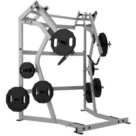 Hammer Strength Plate Loaded Gym Ground Base Jammer GBJ