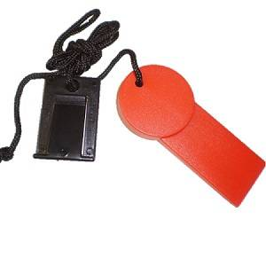 Weslo Cadence C 22 Lanyard Tether Emergency Halt Stop Safety Key