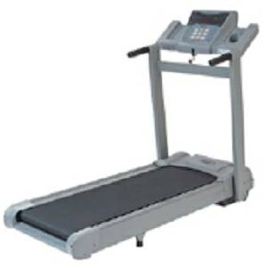 Keys MileStone Mile Stone MS6200HR Heart Rate Control Treadmill