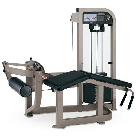 Life Fitness LifeFitness Prone Leg Curl Curling Gym Machine PSLC