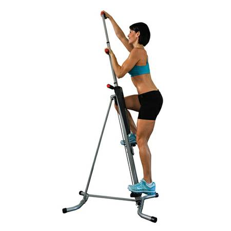 MaxiClimber Maxi Climber Vertical Versa Workout Stair Stepper