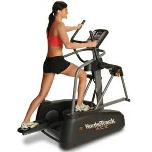 NordicTrack Nordic Track A.C.T. Dual Action Elliptical Trainer