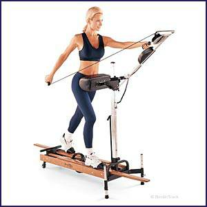 NordicTrack Nordic Track Achiever CrossCountry Ski Skier Machine