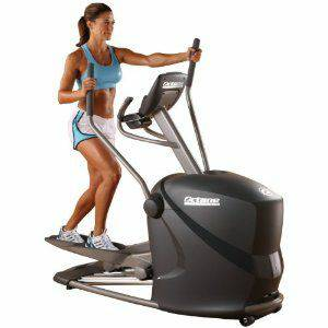 Octane Fitness Q35 Dual Action Elliptical Exercise CrossTrainer